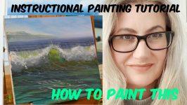 Instructional Painting Tutorials